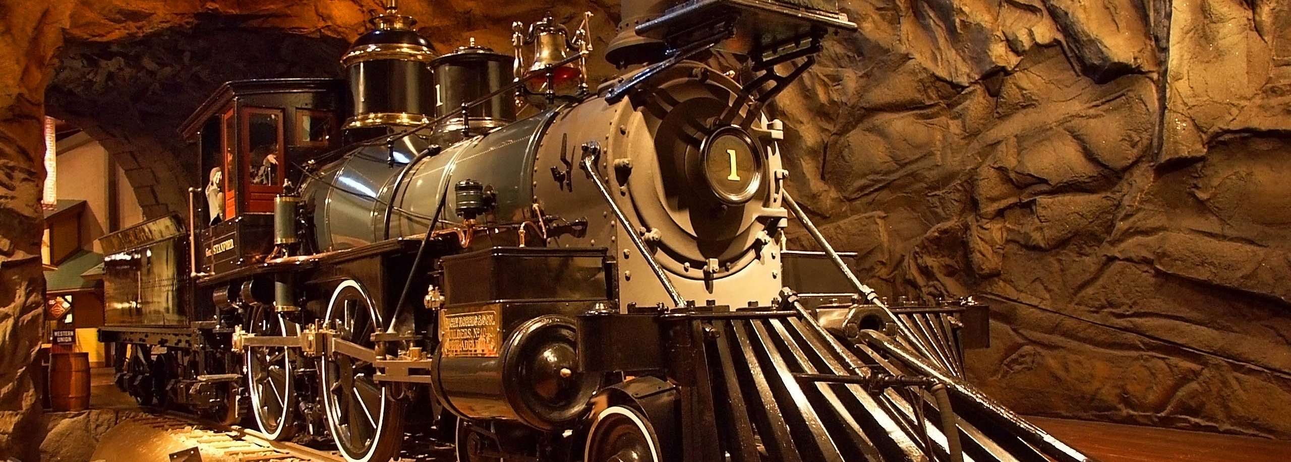 IWIA Organization - California Rail Museums Constructed & Controlled